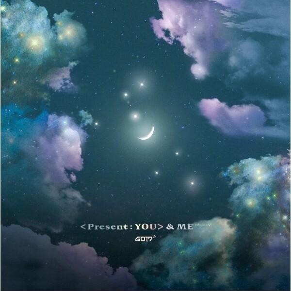 (Random) 갓세븐 (GOT7) - Present : You and Me Edition (정규 3집 리패키지 2CD) repackage 상품이미지