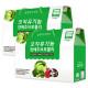 즙쟁이 유기농 양배추브로콜리즙 2박스 60포