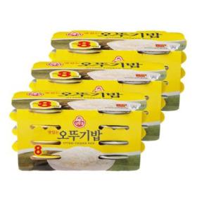 오뚜기 맛있는밥 210G 24입 (8입 3묶음)