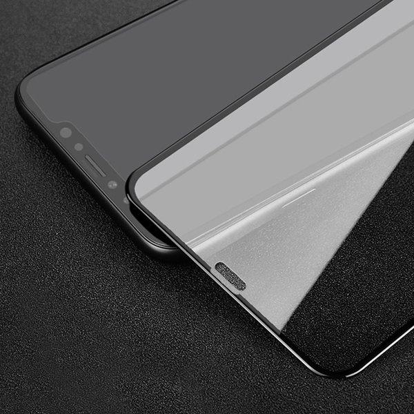 주파집 아이폰XR 5D/3D 풀커버 강화유리 필름 상품이미지