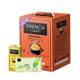 카페믹스/프렌치카페 커피믹스 오리지널 180T+20T