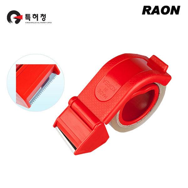 라온 국산 테이프커터기/박스테이프커터기/사선칼날 상품이미지