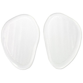 앞쿠션 패드 접착-투명물결-특대 (구두 신발 깔창)