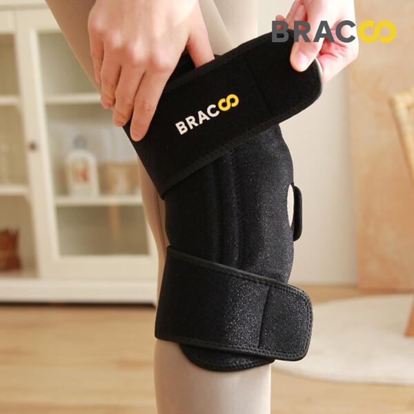 (현대Hmall)브레이코 KB30 스포츠메드 무릎 보호대 상품이미지