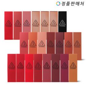 3CE matte lip color(violet) 223 224 225