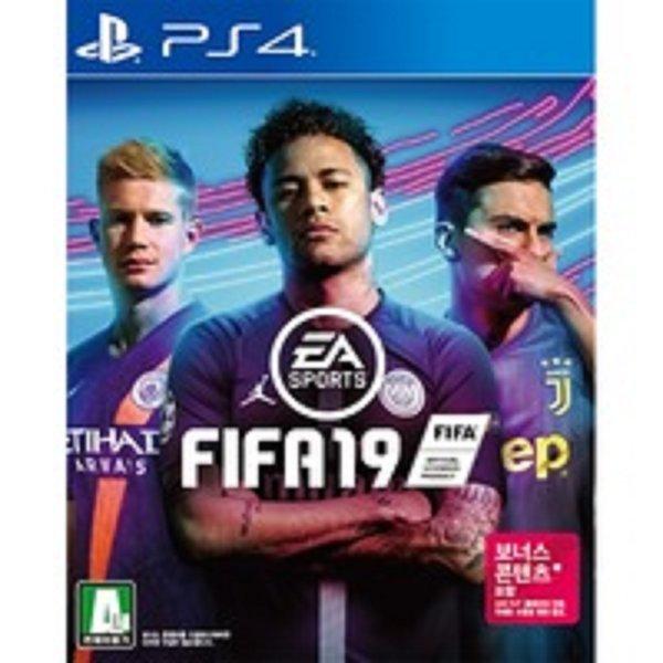 PS4 피파19 / 스탠다드에디션 FIFA19 한국정발 새제품 상품이미지