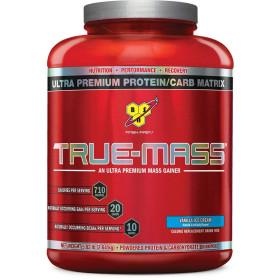 트루매스 바닐라 아이스크림 탄수화물 프로틴 16 서빙 단백질 보충제 2.64 kg
