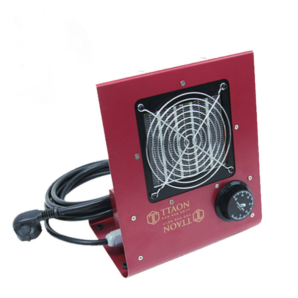 Q마크 자동센서형 전기온풍기 전기히터 고출력1900W