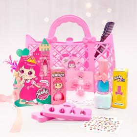 유아매니큐어 어린이립스틱 어린이 화장품 선물세트