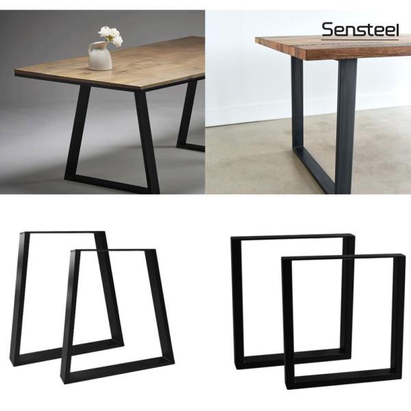 핸즈홈/철제 테이블다리 프레임(2개 1SET)가구다리 상품이미지