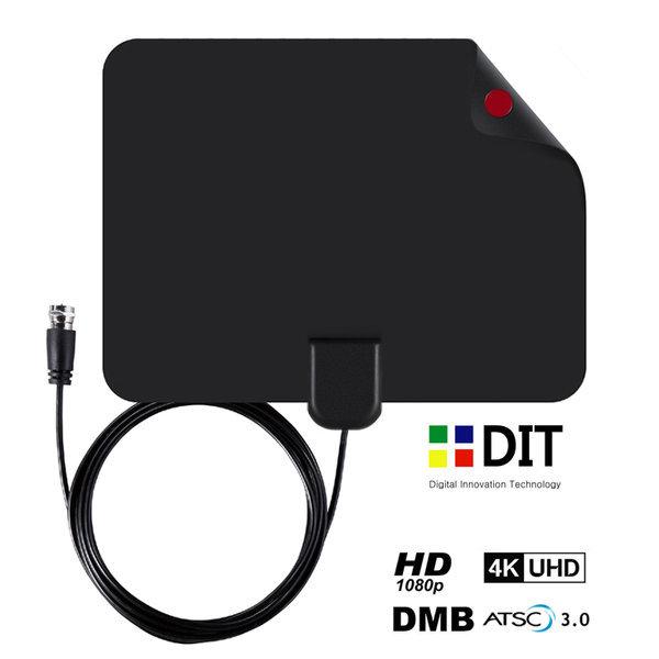 HDTV 실내 안테나/ 지상파 DMB UHD 디지털TV 수신기 상품이미지