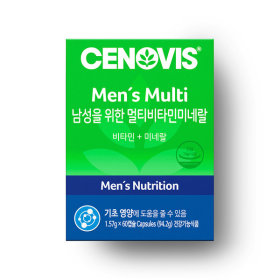 남성 멀티비타민 (60캡슐/60일분)