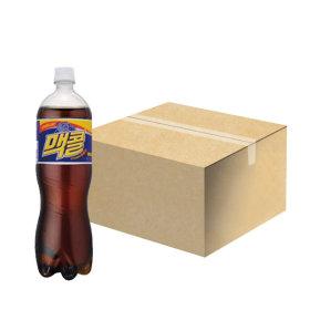 일화 맥콜 1.25l x 12pet 1박스 탄산음료