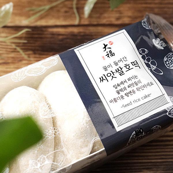 씨앗쌀호떡 아몬드 300gx5봉 상품이미지