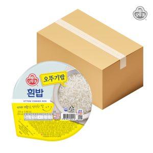오뚜기밥 210g X 24개/햇반/즉석밥/간편밥