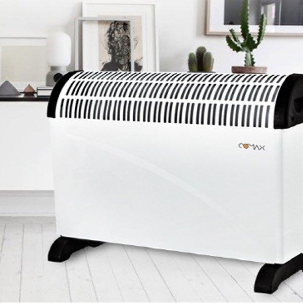 (전기히터) 코멕스 컨벡션 히터 1800C/컨벡터 온풍기 상품이미지