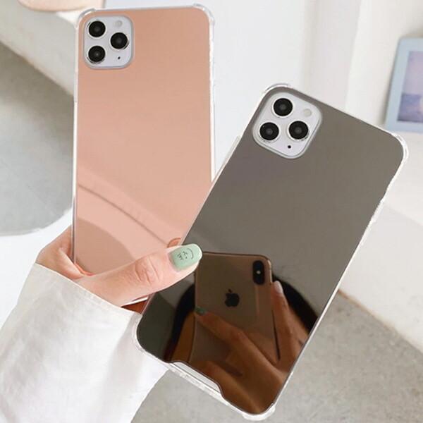 아이폰8 7 6/6S 플러스 XR XS맥스 XS X 미러 젤리 상품이미지