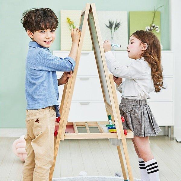 친환경 유아 어린이 자석 보드 칠판  물백묵칠판 상품이미지