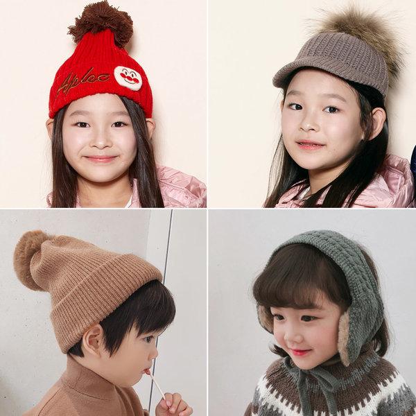 빌도르 남아 여아 털모자 비니 모자 목도리 패딩 장갑 상품이미지
