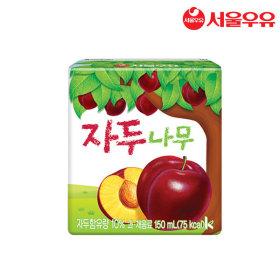 서울우유 자두나무 150mlx24입