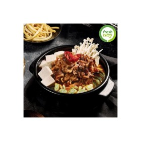 쿠킹박스-당일배송  고깃집된장찌개 535G (2인분/10