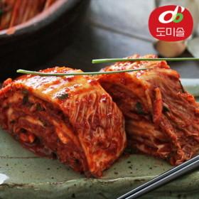 [도미솔김치] [도미솔] 박미희 포기김치 5kg