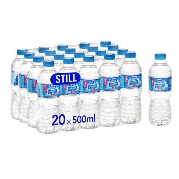 공식판매점 네슬레 퓨어라이프 500ml 40pet  /물/생수 상품이미지