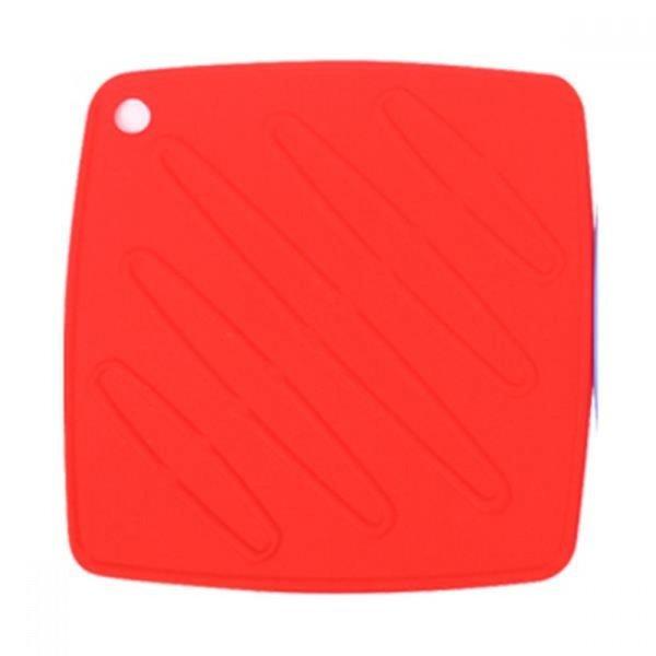 실리콘 냄비받침 스퀘어(색상램덤) 상품이미지