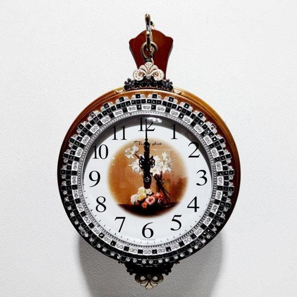보석자개양면시계(B) (원목) (28) 상품이미지