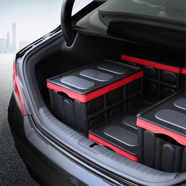 접이식 자동차 트렁크정리함 하드케이스M 용량 28리터 상품이미지