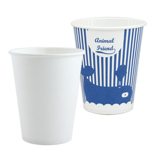 종이컵 9온스 (265ml) 1박스(1000개) / 커피 음료 상품이미지