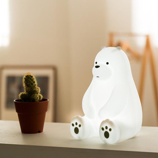 위베어베어스 LED 무드등 WBL-P01 취침등 수유등 조명 상품이미지
