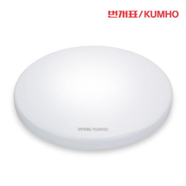금호(LED원형방등 60w)거실등/주방등/형광등/등기구 상품이미지