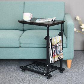 OMT 이동식 수납 사이드테이블 소파 거실 탁자 ONA-C6