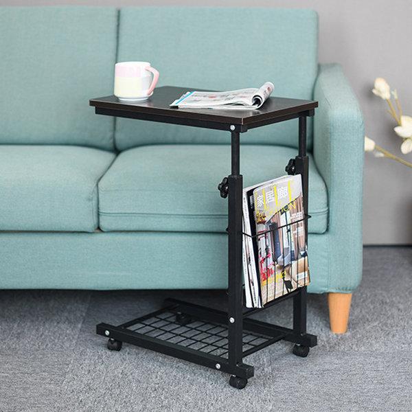 OMT 이동식 수납 사이드테이블 소파 거실 탁자 ONA-C6 상품이미지