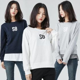 앱소드58맨투맨  앨리스앤블루경량/덕다운득템찬스