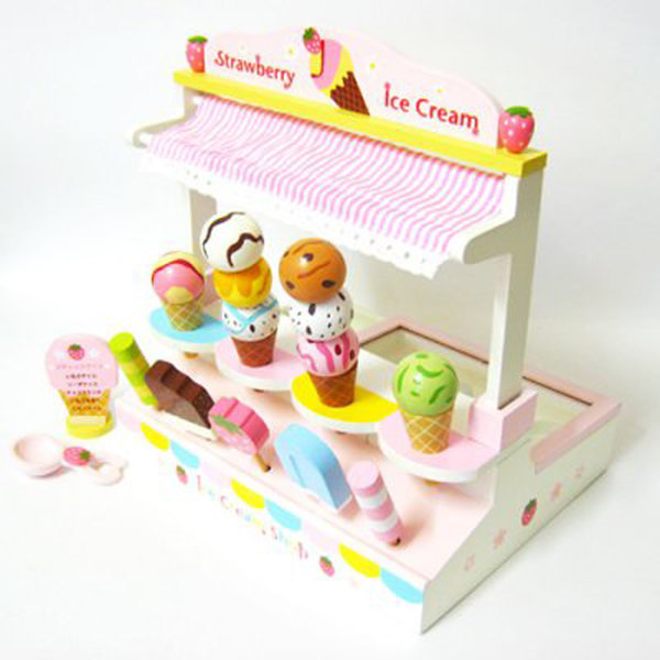 아이스크림가게 원목 소꿉놀이/쇼콜라/어린이날 선물 상품이미지