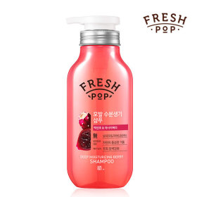 프레시팝 모발수분생기(딥모이스쳐 베리) 샴푸 500ml
