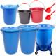 플라스틱통 대형 분리수거 쓰레기통 만능용기 운반구 상품이미지