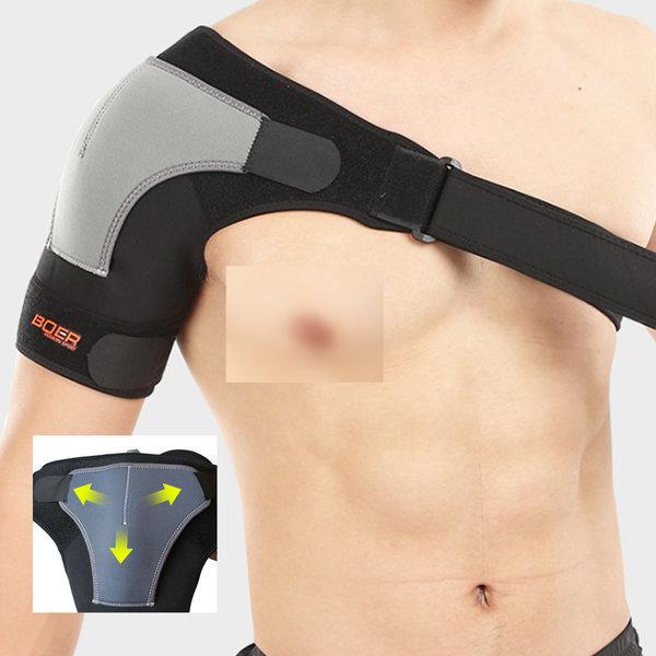 인커버 오른쪽어깨용 3D봉제 스포츠보호대 네오플랜 상품이미지