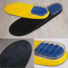 국산 에어 워킹 깔창-1cm (키높이 신발 구두 운동화)