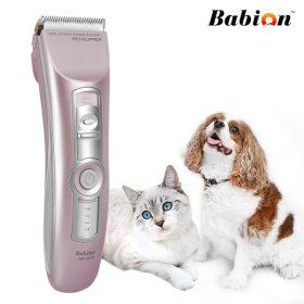 전문가용 저소음 애견이발기 고양이 바리깡 SBC-6680