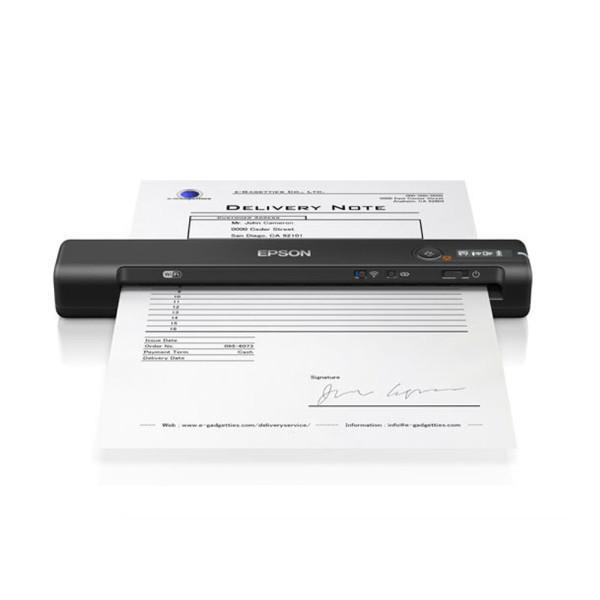 엡손 WorkForce ES-60W WiFi 휴대용 문서 스캐너 상품이미지