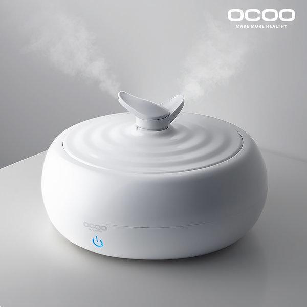스노우볼 초음파 간편세척 가습기 OCP-HM200W 1.8L 상품이미지