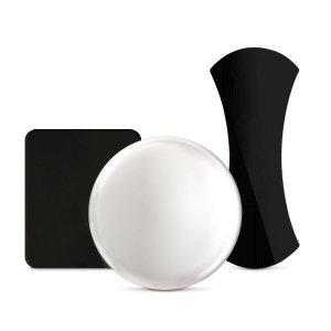 아우라 스파이더스틱 1+1+1 /사각+투명원형+반달 상품이미지