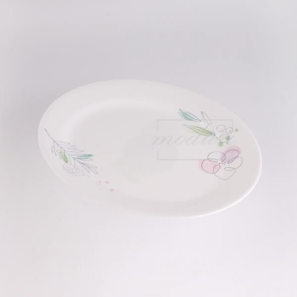 코렐 파스텔멜로디 소 타원 신혼그릇 원형그릇 상품이미지