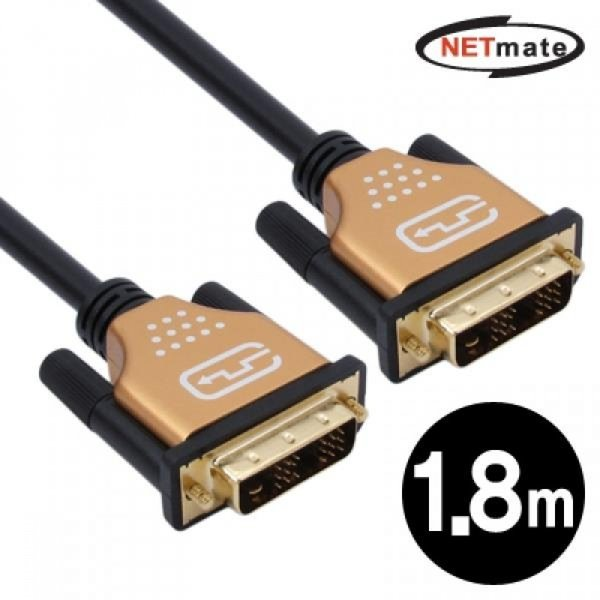 NM DVI-D 싱글링크 케이블 Gold Metal 3m 상품이미지