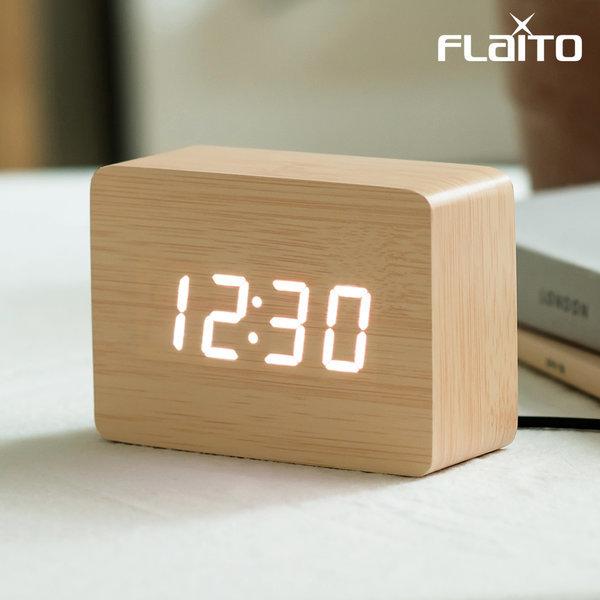 플라이토 인테리어 LED 탁상시계 모음전 상품이미지