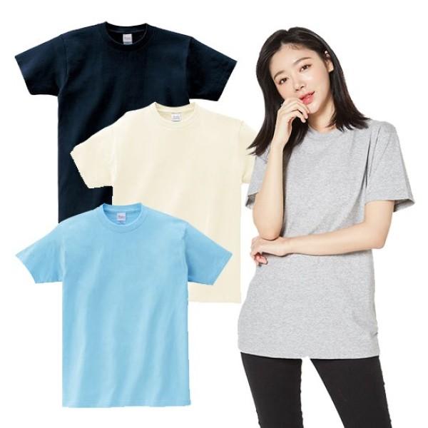 프린트스타 17수 반팔라운드티 도톰한 티셔츠 085 상품이미지
