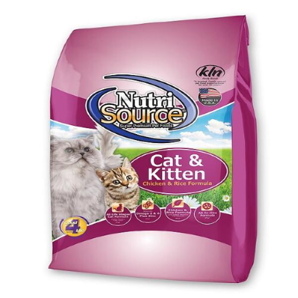 (AK몰)(뉴트리소스)(뉴트리소스)캣앤키튼 7.25Kg/고양이사료/어린고양이사료/전묘용고양이사료/포대사료 상품이미지